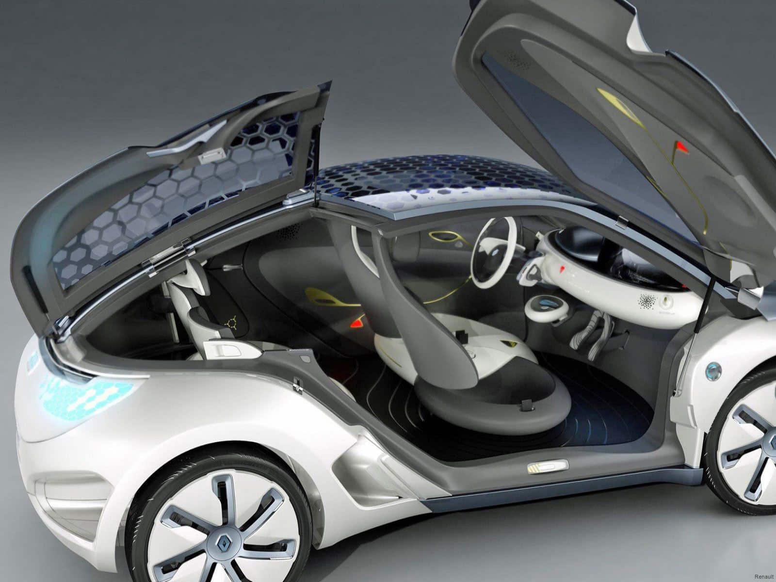 Renault Zoe Concept Exterieur 2