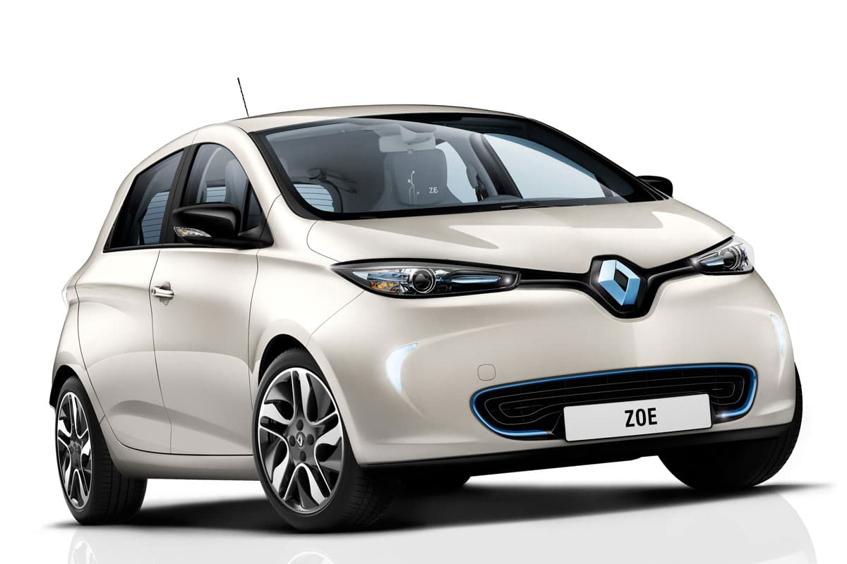 Renault Zoe Phase 1 Exterieur 1