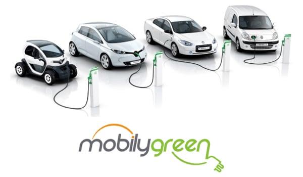 MobilyGreen bornes voiture electrique