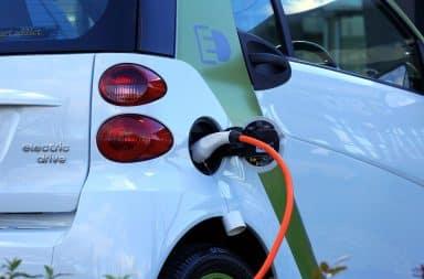 vehicules electriques points charge