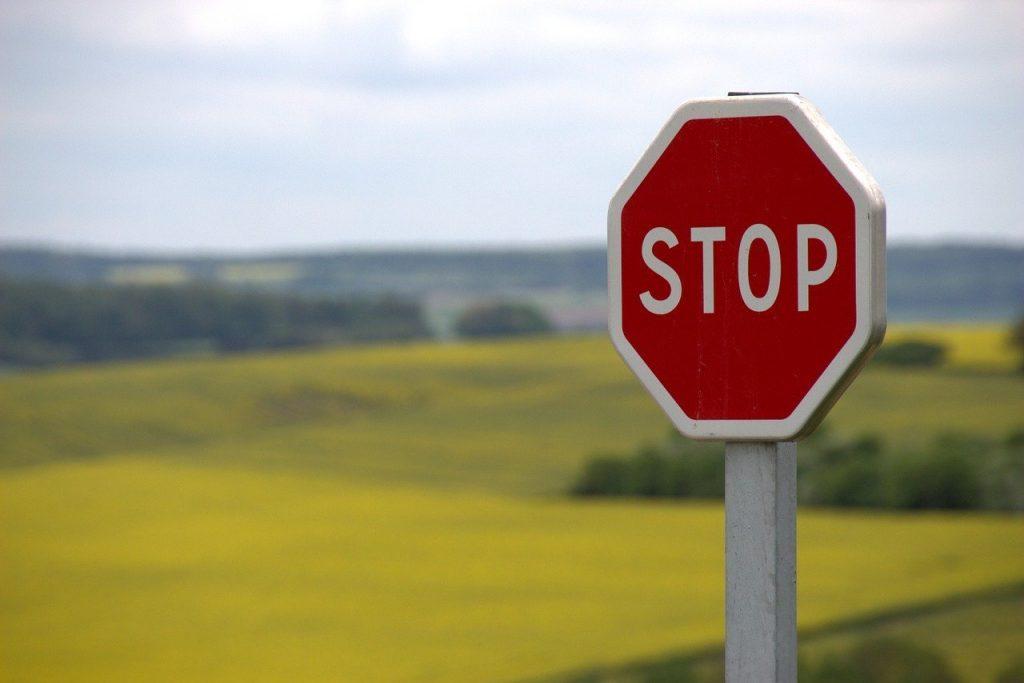stop amende trottinette electrique